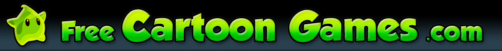 Free Cartoon games .com